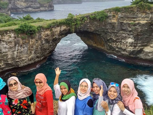INFO PAKET DOMESTIK NUSA PENIDA ONE DAY TOUR